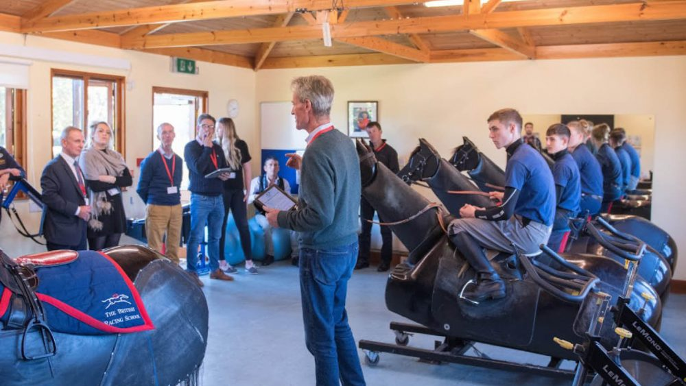 Jockey Coaching Programme improves reporting system for Coaches